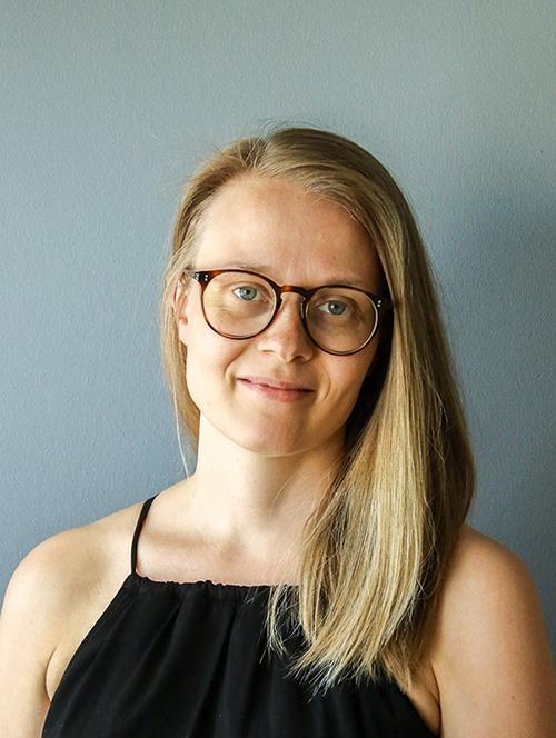 Anniina Sääskilahti, myyntijohtaja Optima Group Oy